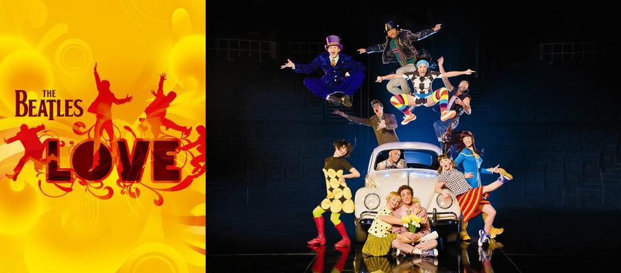 Cirque du Soleil - The Beatles: Love at Love Theater
