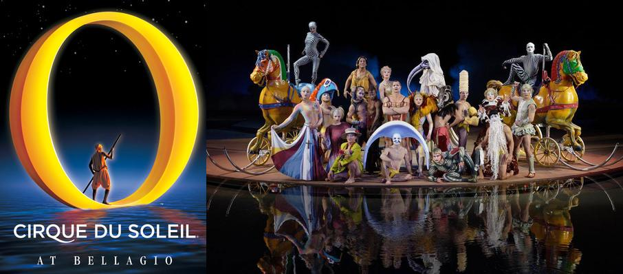 Exclusive O by Cirque Du Soleil discount tickets & promo codes. Enjoy a 25% discount on O by Cirque Du Soleil Las Vegas tickets starting at only $! — Main Menu — Cyber Week Hotels - Hotels information - Hotel Deals VIP Deals Shows Tours Attractions Coupons More - Blog - Guides - - Resort Fees - - Paid Parking Fees - - Uber/Lyft.