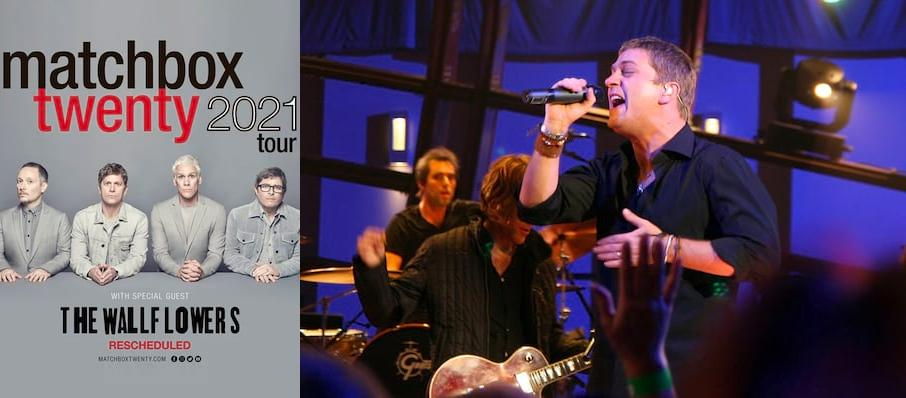 Matchbox Twenty at Pearl Concert Theater