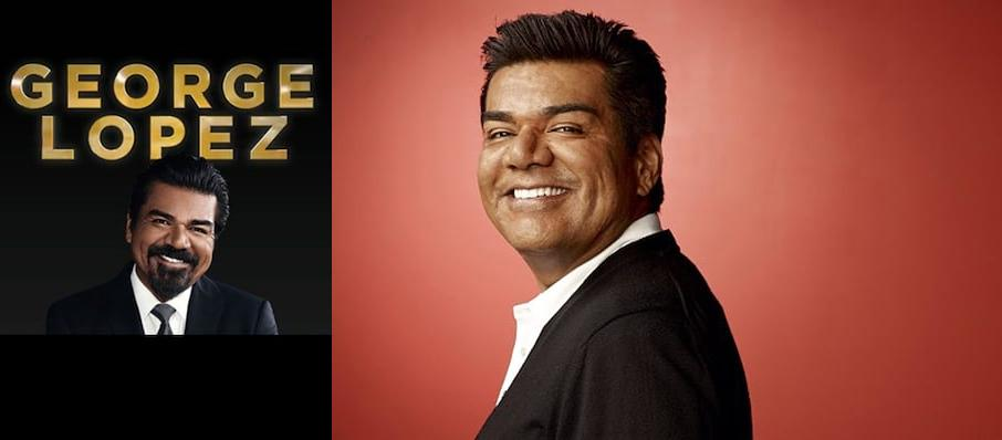 George Lopez at Terry Fator Theatre