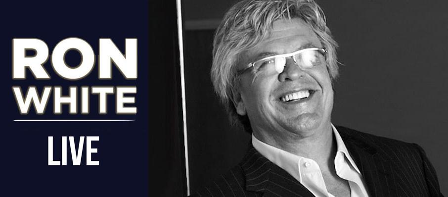 Ron White at Terry Fator Theatre