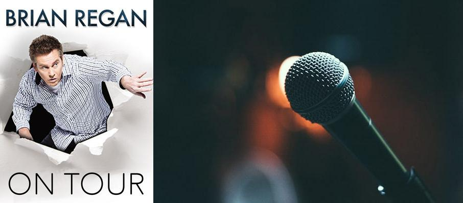 Brian Regan at Tuacahn Amphitheatre and Centre for the Arts