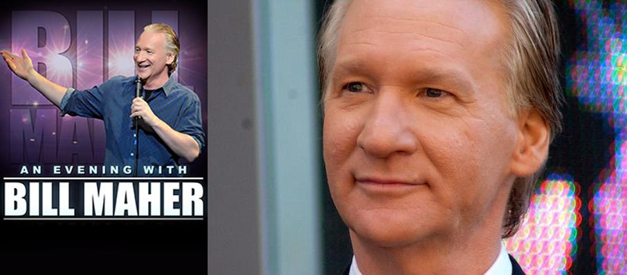 Bill Maher at Terry Fator Theatre