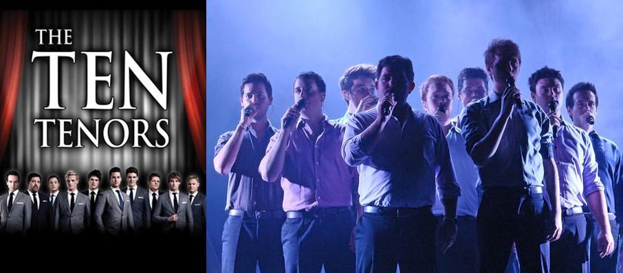 The Ten Tenors at Smith Center