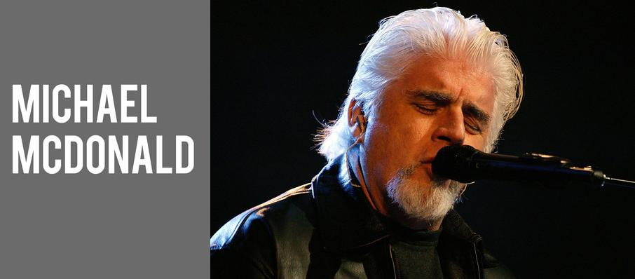 Michael McDonald at Venetian Theatre