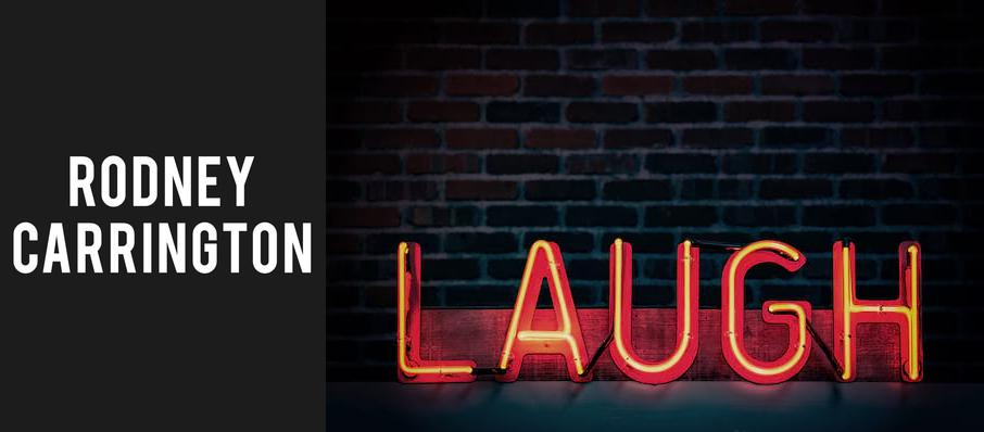 Rodney Carrington at MGM Grand Hollywood Theater