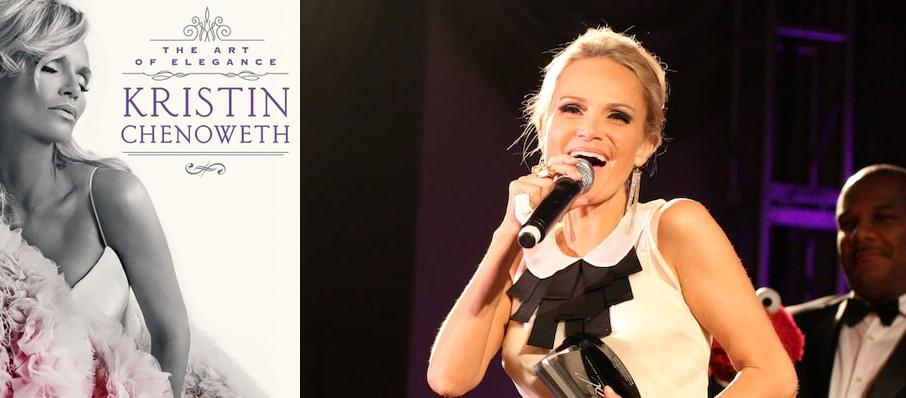 Kristin Chenoweth at Smith Center