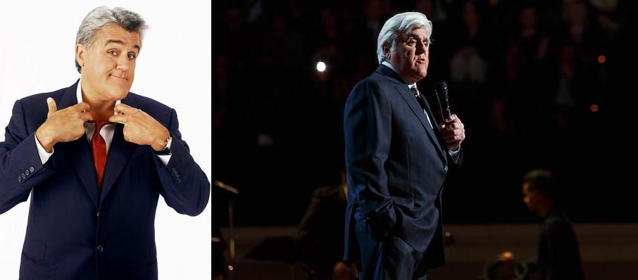 Jay Leno at Terry Fator Theatre