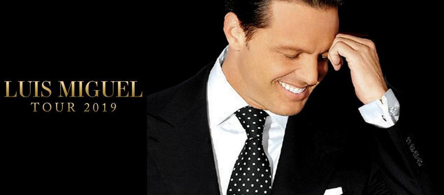 Luis Miguel at The Colosseum at Caesars