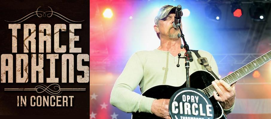 Trace Adkins at Sunset Amphitheatre