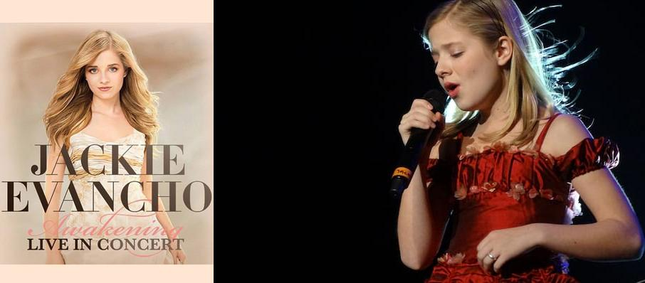 Jackie Evancho at Smith Center
