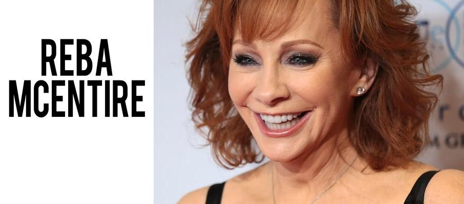 Reba McEntire at The Colosseum at Caesars