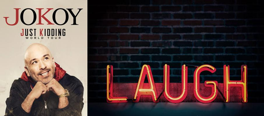 Jo Koy at Encore Theatre