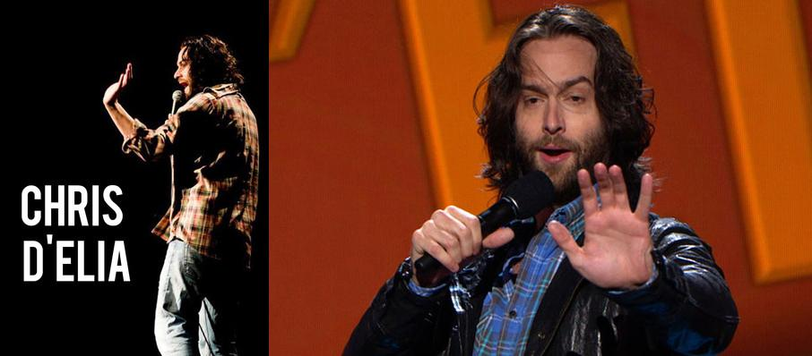 Chris D'Elia at Terry Fator Theatre