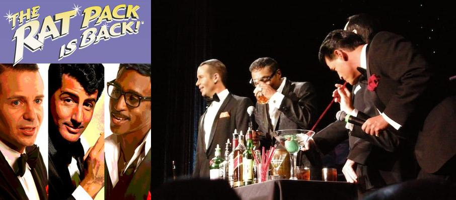 The Rat Pack Is Back at Tuacahn Amphitheatre and Centre for the Arts