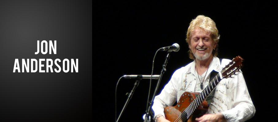 Jon Anderson at The Orleans Showroom Theater