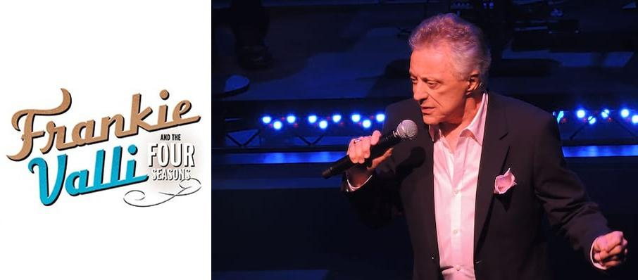 Frankie Valli & The Four Seasons at Tuacahn Amphitheatre and Centre for the Arts