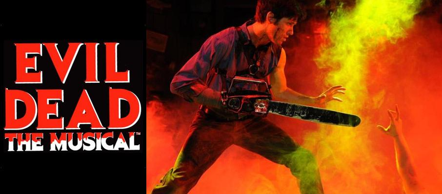 Evil Dead - The Musical at V Theater