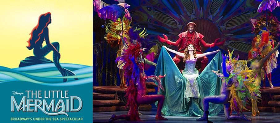 Disney's The Little Mermaid at Smith Center
