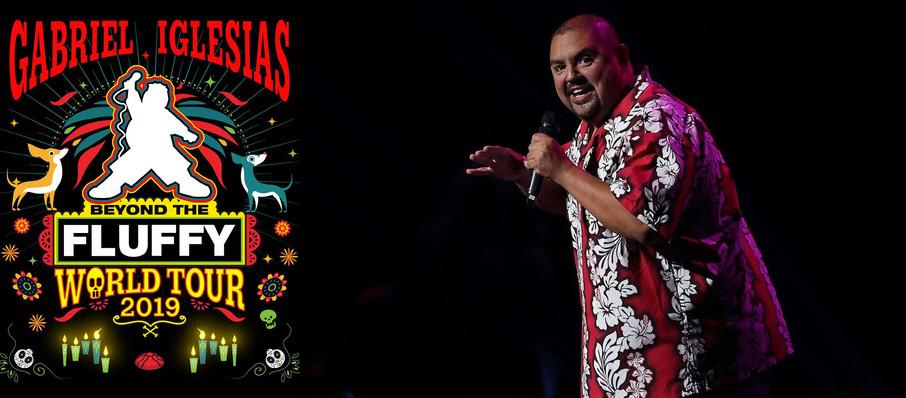 Gabriel Iglesias at Terry Fator Theatre