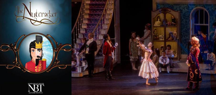 Nevada Ballet Theater - The Nutcracker at Smith Center