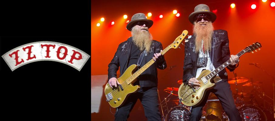 ZZ Top at Venetian Theatre