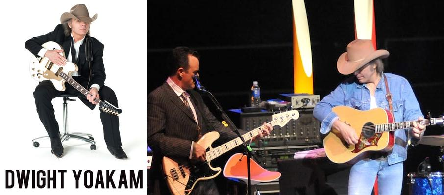Dwight Yoakam at Encore Theatre
