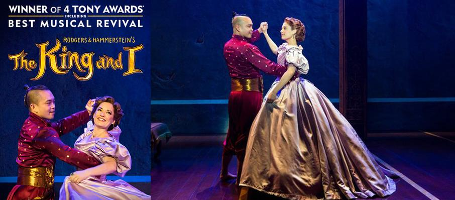 Rodgers & Hammerstein's The King and I at Smith Center