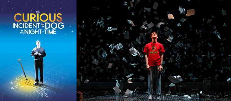 The Curious Incident of the Dog in the Night-Time at Smith Center