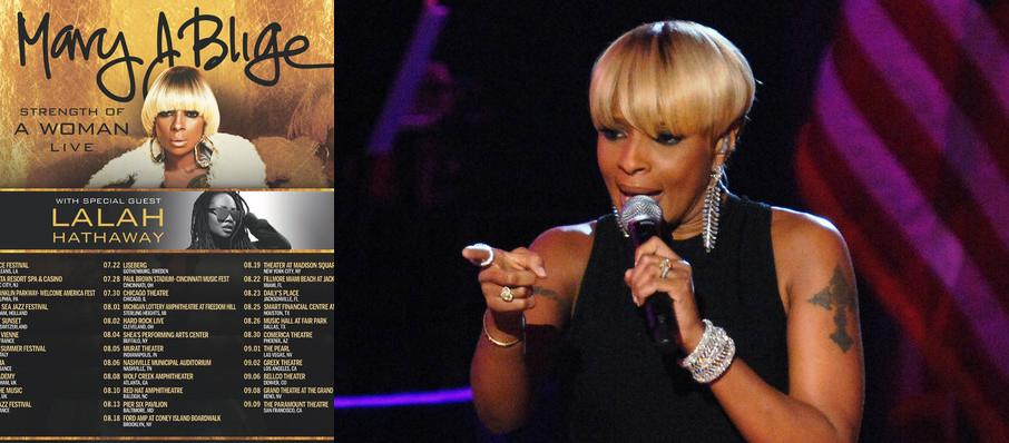 Mary J. Blige at The Joint