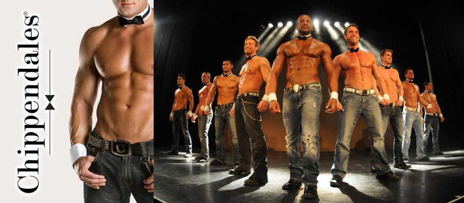The Chippendales at Chippendales Theater