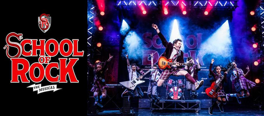 School of Rock at Smith Center
