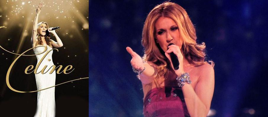 Celine Dion at The Colosseum at Caesars