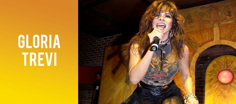 Gloria Trevi at Zappos Theater at Planet Hollywood