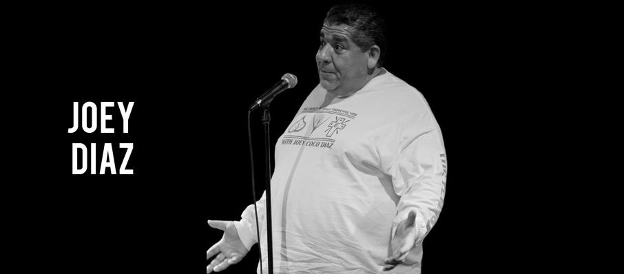 Joey Diaz at Treasure Island Theatre