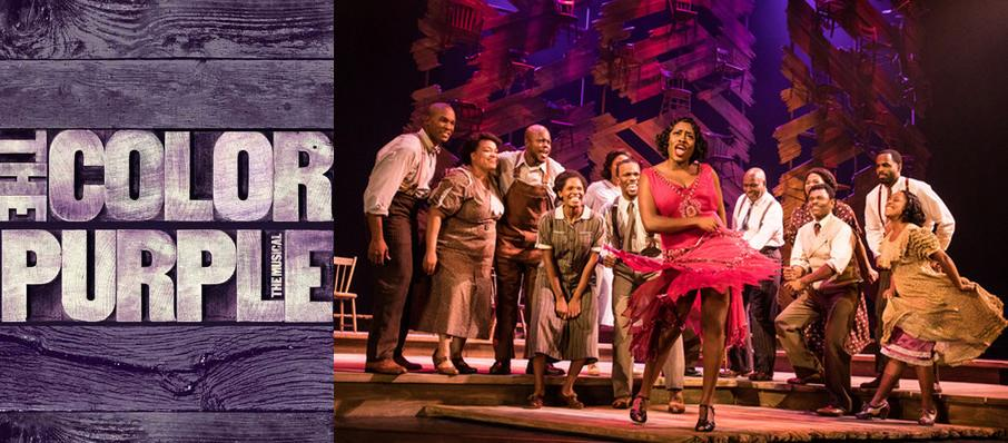 The Color Purple at Smith Center