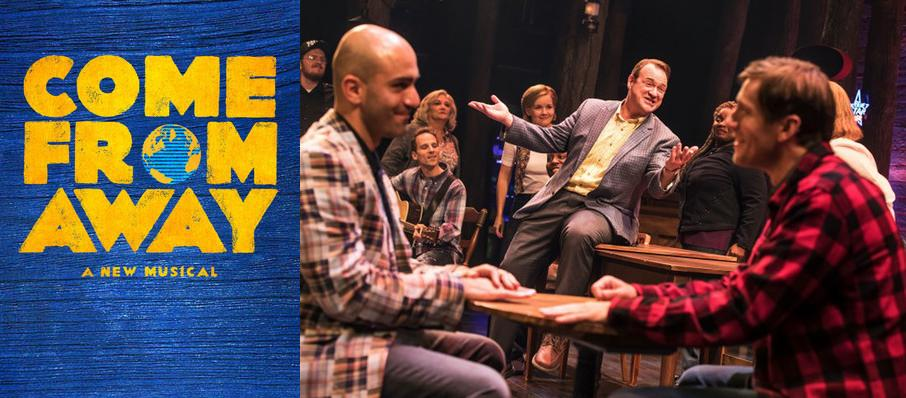 Come From Away at Smith Center