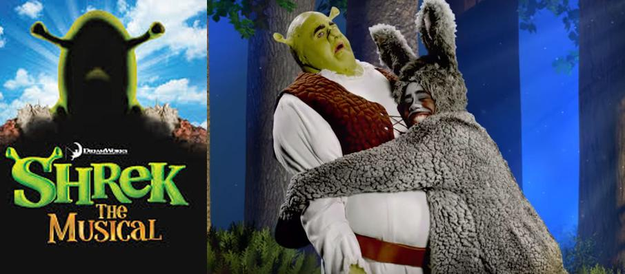 Shrek - The Musical at Tuacahn Amphitheatre and Centre for the Arts