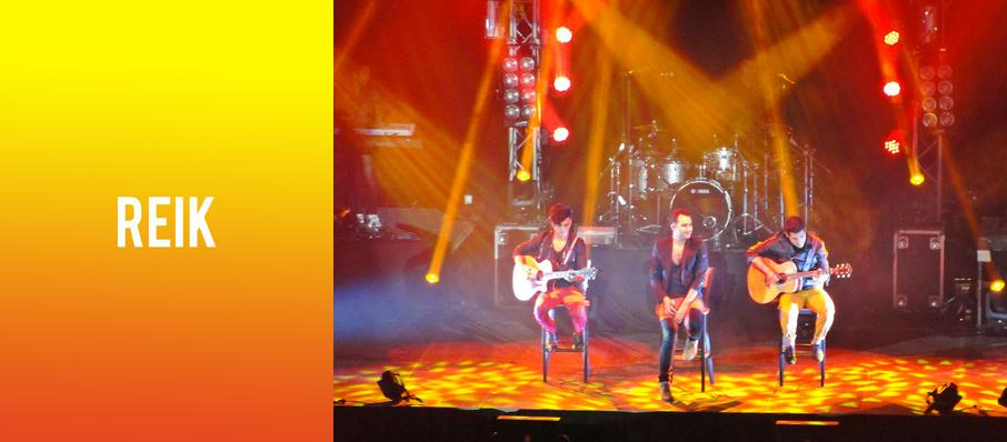 Reik at Pearl Concert Theater