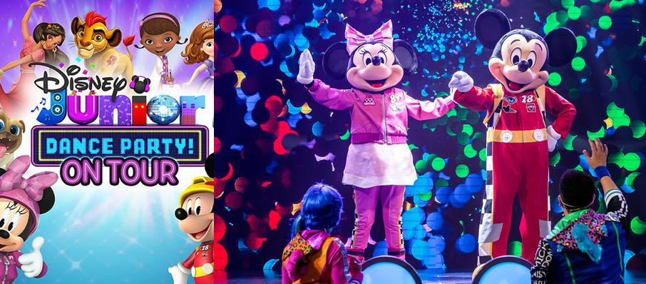 Disney Junior Live: Dance Party at Cox Pavilion