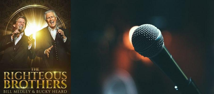 The Righteous Brothers at Harrahs Showroom