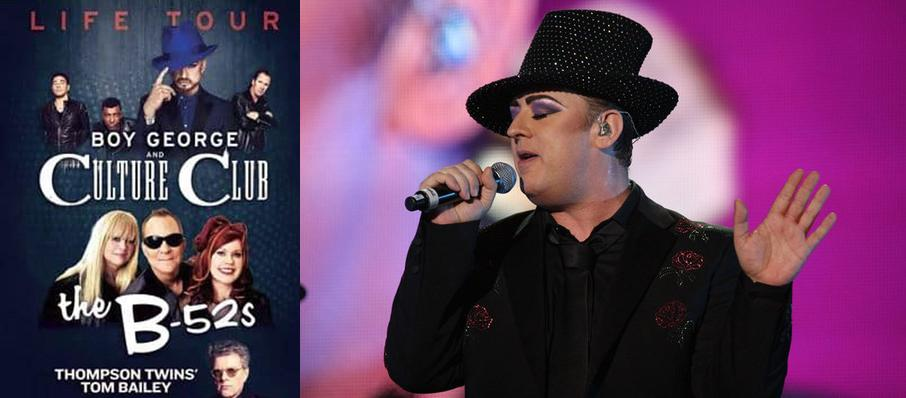 Boy George and Culture Club at Downtown Las Vegas Events Center