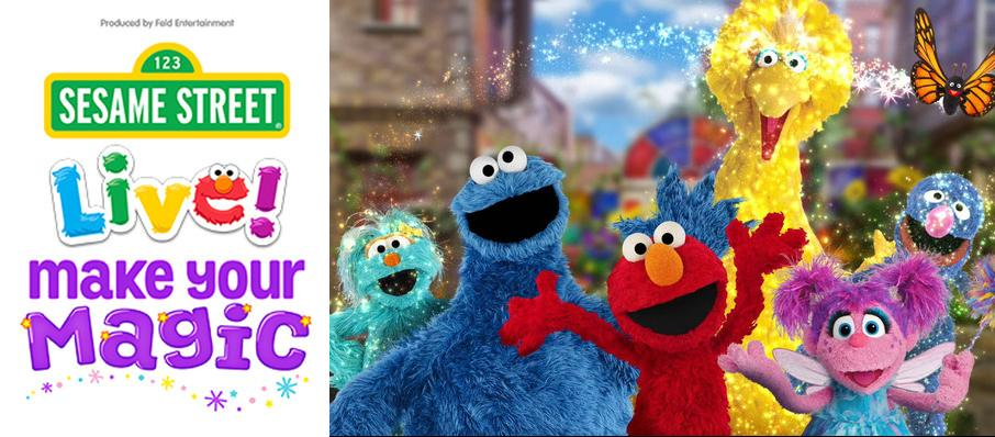 Sesame Street Live - Make Your Magic at Orleans Arena