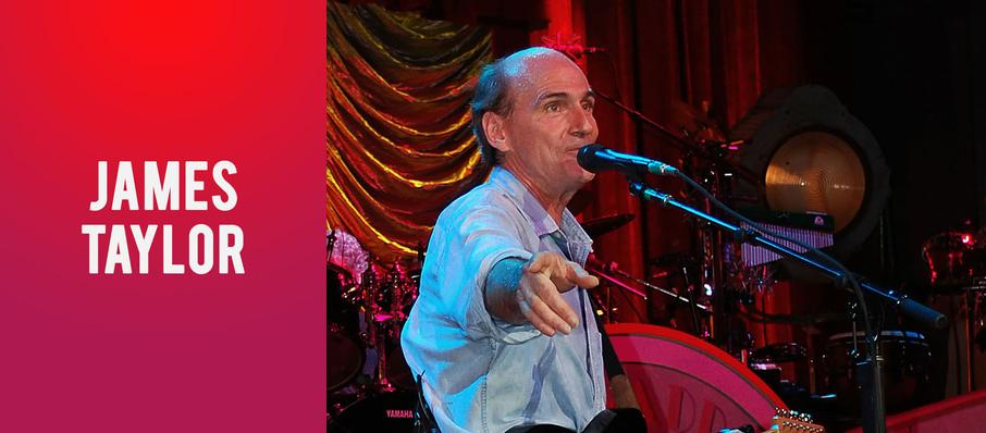 James Taylor at The Colosseum at Caesars