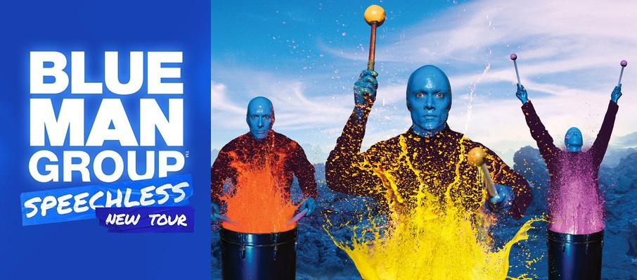 Blue Man Group at Blue Man Theater - Luxor Hotel and Casino