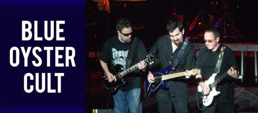 Blue Oyster Cult at Grand Event Center Golden Nugget