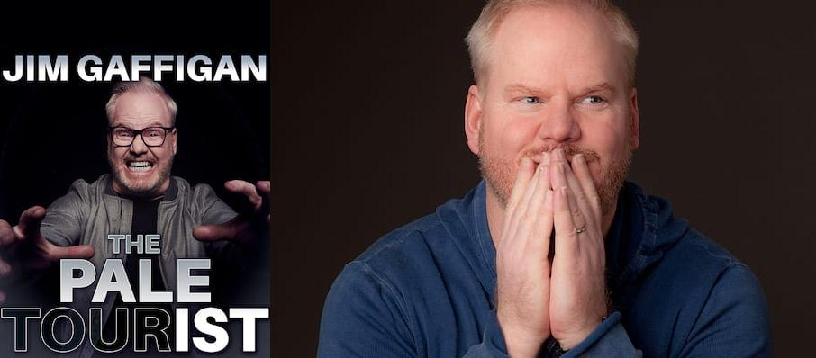 Jim Gaffigan at Encore Theatre