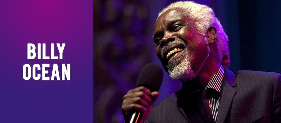 Billy Ocean at Cannery Hotel & Casino