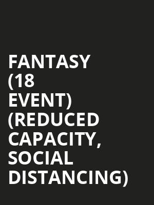 Fantasy (18+ Event) (Reduced Capacity, Social Distancing) at Blue Man Theater - Luxor Hotel and Casino