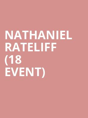 Nathaniel Rateliff (18+ Event) at Brooklyn Bowl
